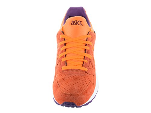 V Leather Gel lyte Lyte synthetic Asicsgel Orange Adulto Asics Unisex SBxTAB