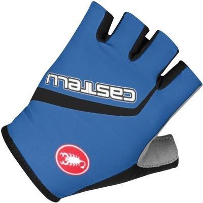 Castelli Velocissimo Tourグローブ2014 3L Drive Blue B00I8VUCM4
