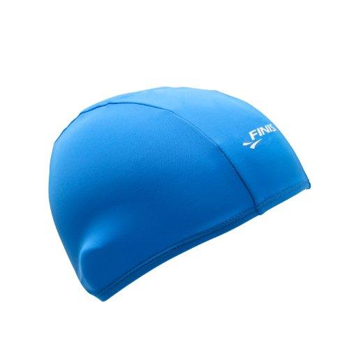 Spandex Swim Cap Blue