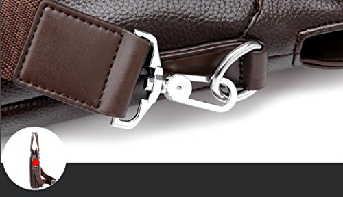 Bag A4 Business Casual Men's Grayblue Hand Computer Briefcase Cloth Handbag File 65PxqRw