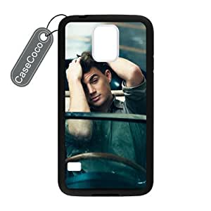 Channing Tatum Samsung Galaxy S5 Soft Cases-Shability Provide Superior Cases For Samsung Galaxy S5 hjbrhga1544