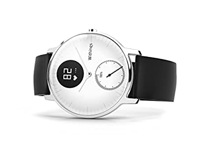 Withings Steel HR - Activity Tracking Watch with Heart Rate Monitoring