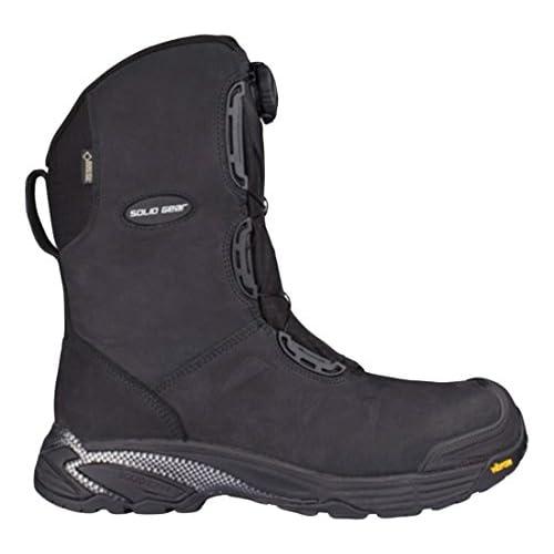 Solid Gear SG8000544 Polar GTX Chaussures de sécurité S3 Taille 44 Noir