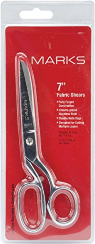 Mundial Marks Fabric Shears, 7-Inch