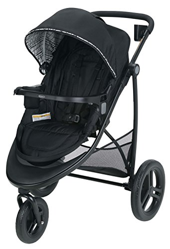 Graco Modes 3 Essentials LX Stroller, Includes Reversible Seat, Tiegen