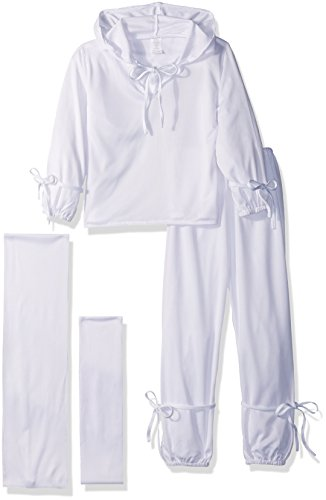RG Costumes Ninja, White, Child Small/Size