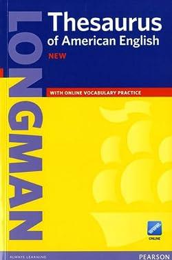 Longman Thesaurus of American English paper&Online (K-12) (American Thesaurus)