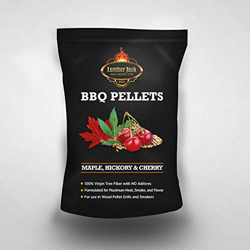 Lumber Jack 60 Pound Maple-Hickory-Cherry (MHC) - Competition BBQ Pellets