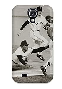 2037008K344860300 san diego padres MLB Sports & Colleges best Samsung Galaxy S4 cases