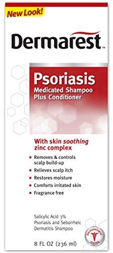 Dermarest psoriasis shampooing et