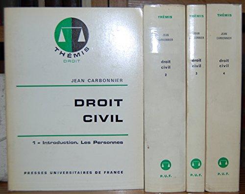 Livre Télécharger Droit Civil De Jean Carbonnier Pdf Sumpminshega