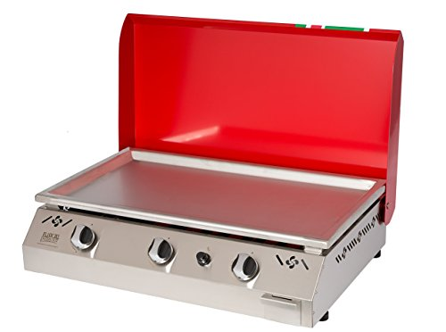 Aupa-Plancha-Three-Burner-Flattop-Gas-Grill-31-L-Green