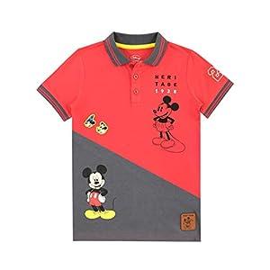 Disney Boys' Mickey Mouse Polo Shirt