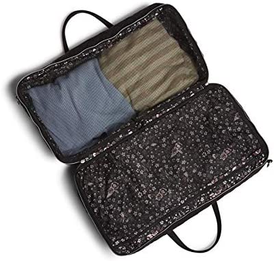 Vera Bradley Women's Performance Twill Lay Flat Travel Duffle Bag