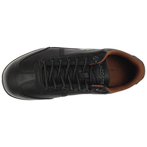 Lacoste Hombres Misano Sport 317 1 Sneaker Black / Black