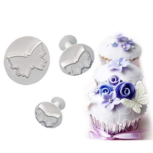 FOUR C Sugarcraft Butterfly Fondant Decorating product image