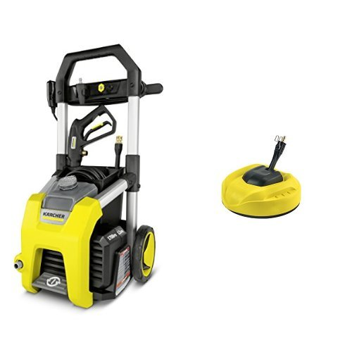 Karcher K1700 Electric Pressure Washer 1700 PSI with 11
