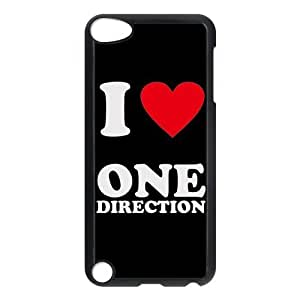 LeonardCustom Hard Slim Cover Case for iPod Touch 5 (5th Generation), One Direction -LCP5U68