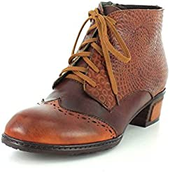 LArtiste by Spring Step Womens Granola Boot