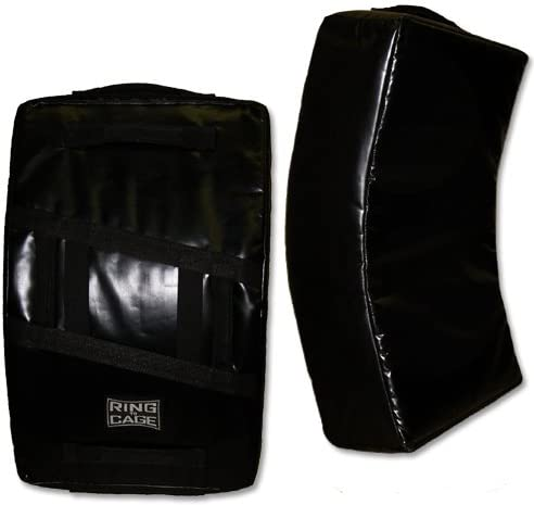 CurvedボディSheild for Muay Thai , MMA , Kickboxing、格闘技、Krav Maga