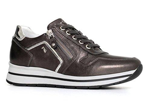 Sneakers Giardini Scarpe Comode Antracite E P719480d Nero Calzature Donna RSHqTIRwx