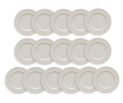 Alessi La Bella Tavola Set Of 16 Dessert Plates 21cm Buy Online
