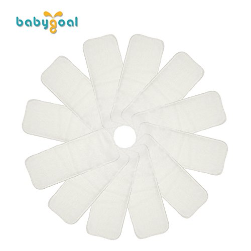 Babygoal Reusable Microfiber absorbent Breathable product image