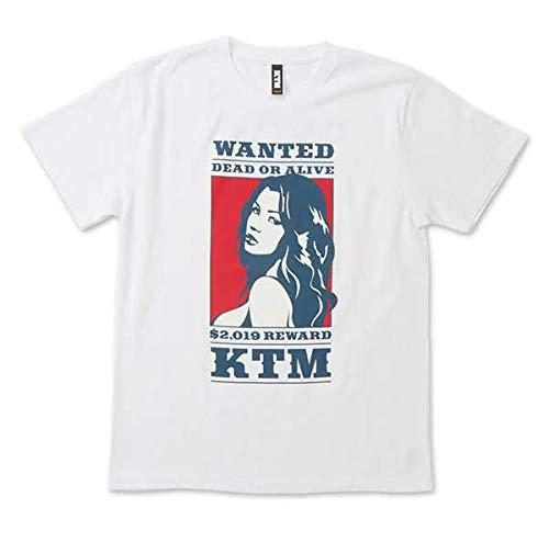 ケツメイシ 2019 WANTED Tシャツ ホワイト XLサイズ   B07Q1176ZZ