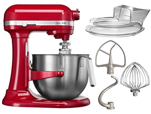 Amazon.de: Kitchenaid 5KSM7591XEER Küchenmaschine 1.3 HP Heavy ...