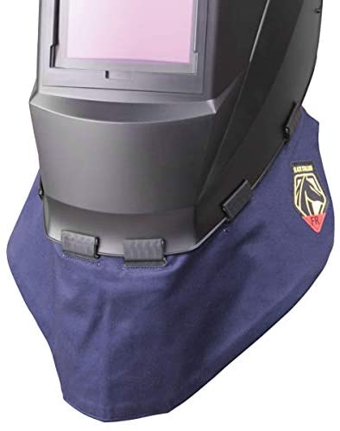Black Stallion AH2140 NS Wraparound Helmet product image