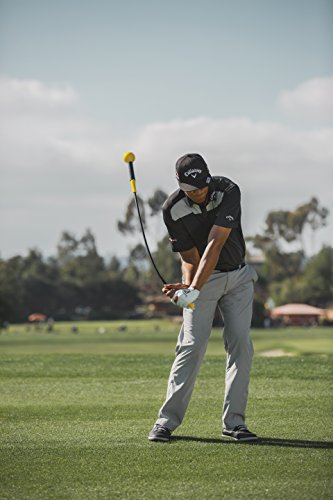 SKLZ-Gold-Flex-Golf-Training-Aid-for-Strength-and-Tempo-Training-Golf-Swing-Trainer