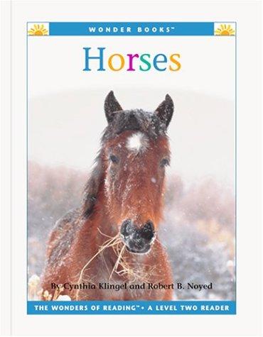 Download Horses (Wonder Books Level 2 Farm Animals) pdf