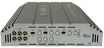 HiFonics 5-canales, 4 x 50/100 200 +/300 W en
