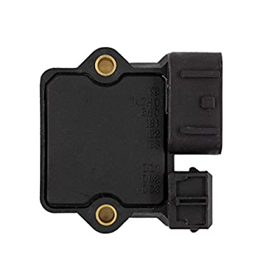 XtremeAmazing Ignition Control Module Unit ICM ICU for Mitsubishi 3000GT Diamante Dodge Stealth MD304018 MD152999 MD349207 J723T LX604 LX729 E1904A E1940A E5087 E598 6H1196 6H1076 55-1696 55-1576: Automotive