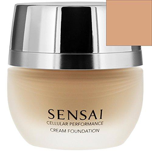 Kanebo Sensai Cellular Performance Cream Foundation Number CF13, Warm Beige 30 (Sensai Foundation)