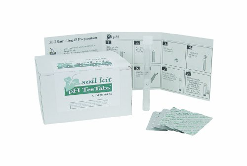 LaMotte 5912 Soil pH Test Tablets, 50 Tablets