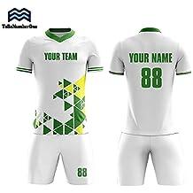 Custom Soccer Jerseys 2018-2019 Senegal Home Concept Team Sport Shirt