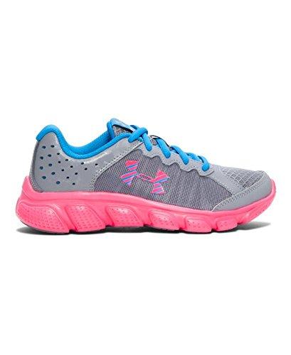 under-armour-girls-under-armour-girls-assert-6-running-shoes-shoe-steel-electric-blue-135k-medium-us