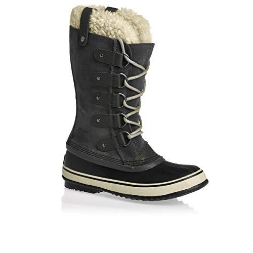 Sorel Women's Joan of Arctic Shearling Boot Dark Grey/Black 6 B(M) US