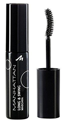 Manhattan 14376 Long Swing Mascara, black