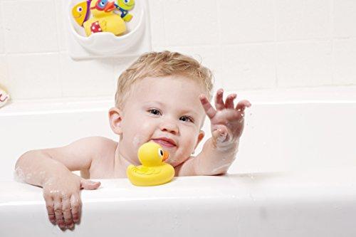 Nuby Hot-Safe Bath Duck