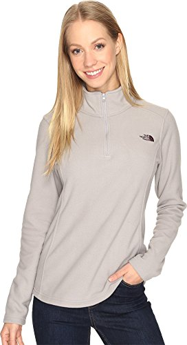 Ladies 1/4 Zip Fleece - 6