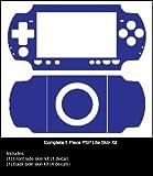 Sony PlayStation Portable 2000 (PSP-Slim) Skin - NEW - CITRUS ORANGE system skins faceplate decal mod