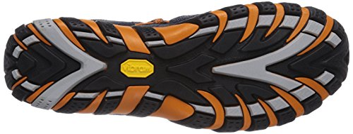 Merrell Waterpro Maipo - Zapatos para caminar para hombre Navy/Orange