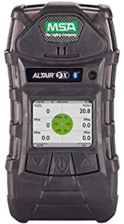 MSA 10116928 Altair 5X Detector, Color Display with Kit (LEL, O2 , CO