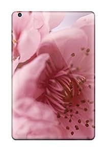 [CtTSGLY4533zXJTB] - New Pretty Pink Flowers Photo Protective Ipad Mini/mini 2 Classic Hardshell Case