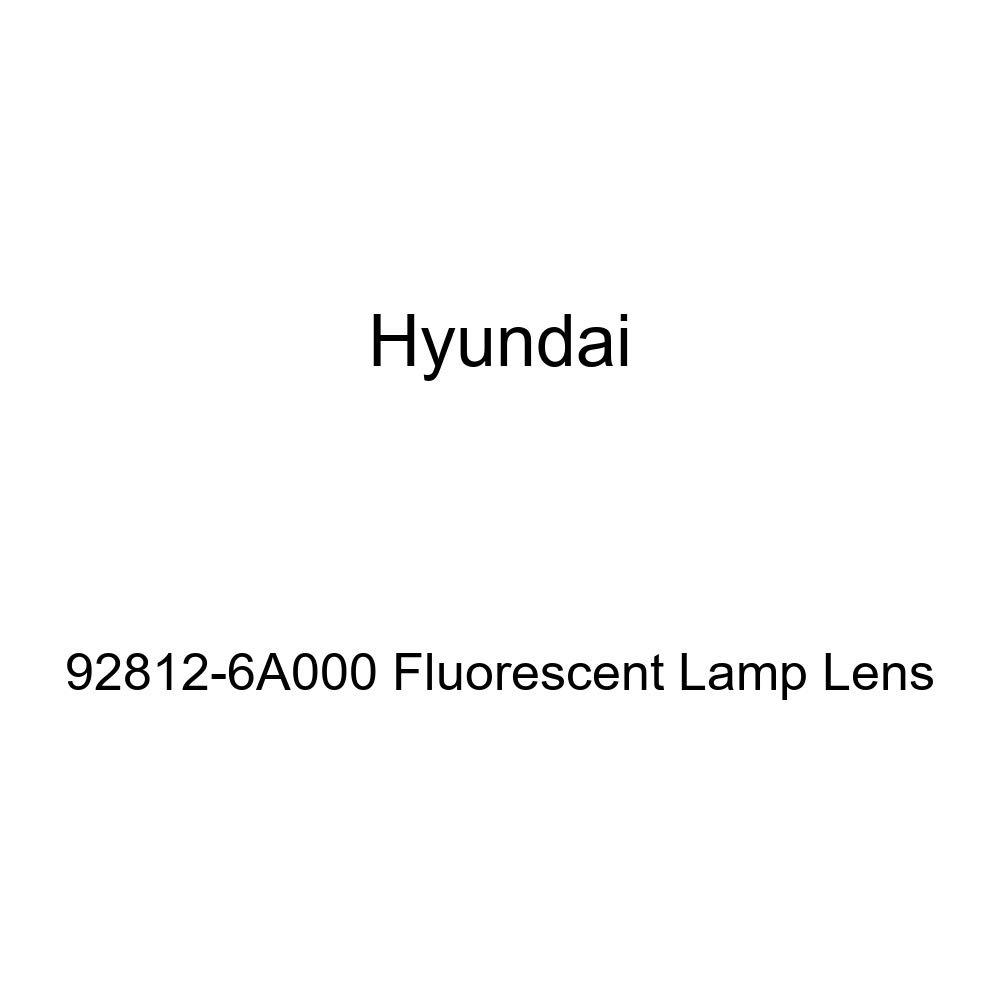 Genuine Hyundai 92812-6A000 Fluorescent Lamp Lens