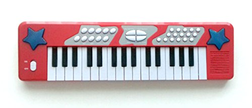 Chad Valley Clavier Piano Électronique rosso