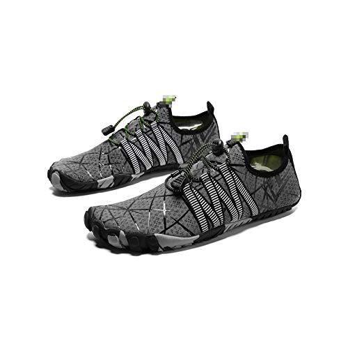 Shoes Woman Swimming Shoes Unisex Sneaker,8027 Orange,8 -