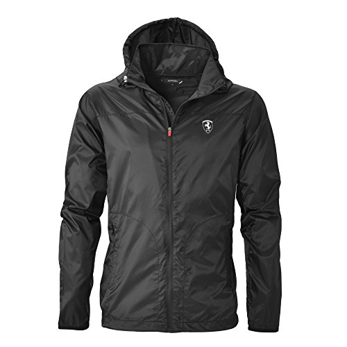 Unisex Ferrari Shield Training Jacket XS - Men Ferrari Jacket For